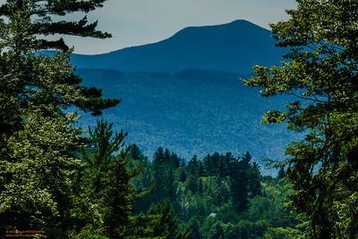 Mountain View - Jackson, New Hampshire