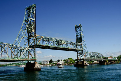Portsmouth-Kittery Drawbridge