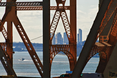 59th Street Bridge in HDR