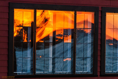 """Sunset Window"""