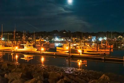 """""""Super Moon Harbor"""""""