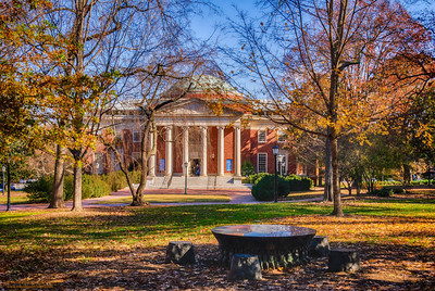 """On Campus"" University of North Carolina Chapel Hill, NC"