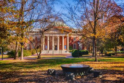 """On Campus"" University of North Carolina Chapel Hill, NC"