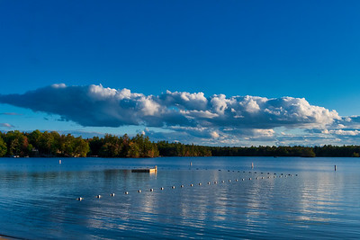 Lake Winnipesaukee Summer