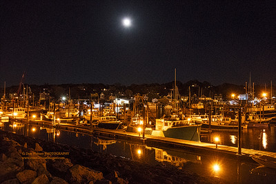 """""""Super Moon over South Channel"""""""