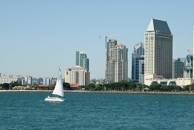Urban Sailing