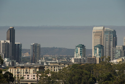Marine Layer Skyline