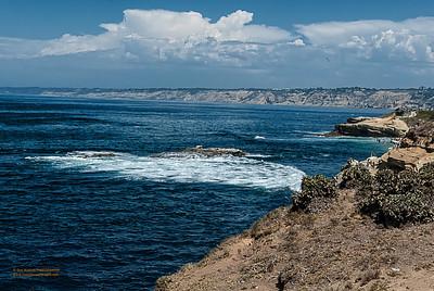 """""""The Pacific Shines in La Jolla"""""""