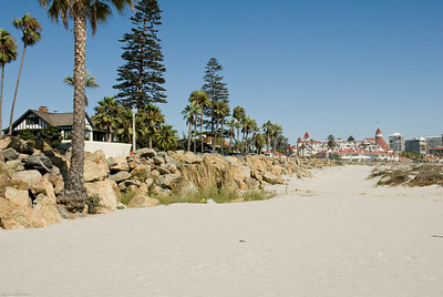 Coronado Beach Neighborhood