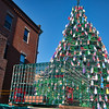 """Lobster Trap Christmas Tree"""