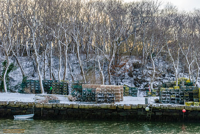 """Winter's Rest"" Lane's Cove Gloucester, Massachusetts"