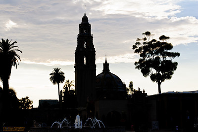 Landmark - Balboa Park, San Diego