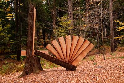 A Fan of Lumber_Chesterwood Sculpture Gardens