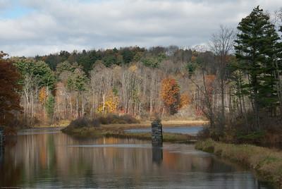 Housatonic River, Stockbridge, MA