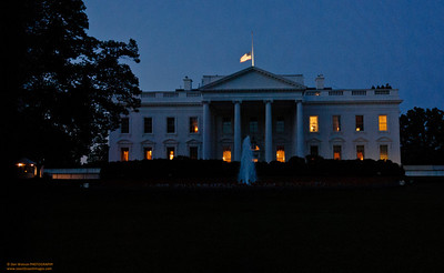 Before Dawn at the White House