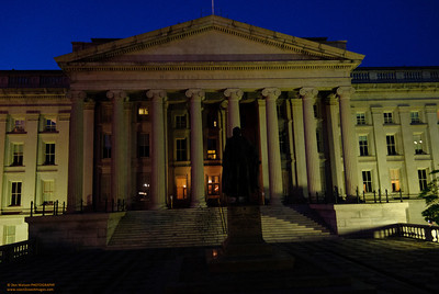 Early Morning - Treasury Department