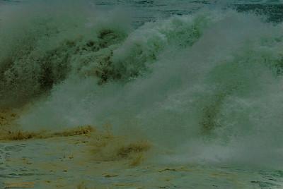 """Angry Sea"" - Hurricane Sandy - Magnolia Shore, Gloucester, Massachusetts"