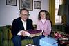 Leonard Severson Visit, December 1981