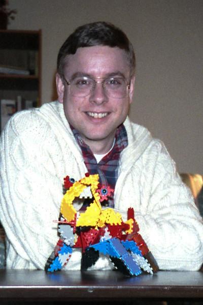 January 1989 Photos at 1547 Grandview