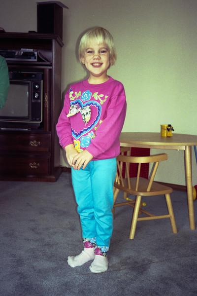 January 1992 at 1547 Grandview