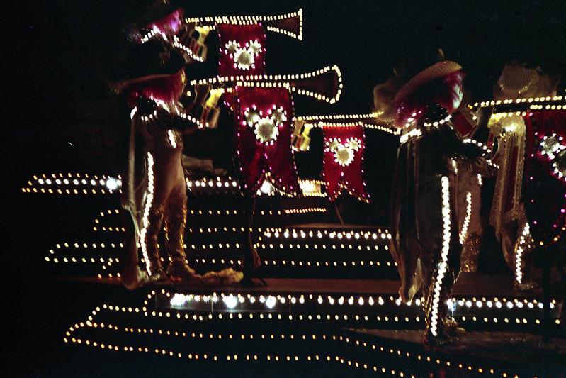 Trip to Disneyland - Feburary, 1992