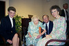 Aunt Muriel's 100th Birthday - April 3, 1999
