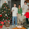 2003 Christmas Eve in Conway