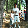 Easter Egg Hunting at Tucker Creek - Mar 18, 2003