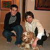 Ben Hallman visit - Feb 2, 2005
