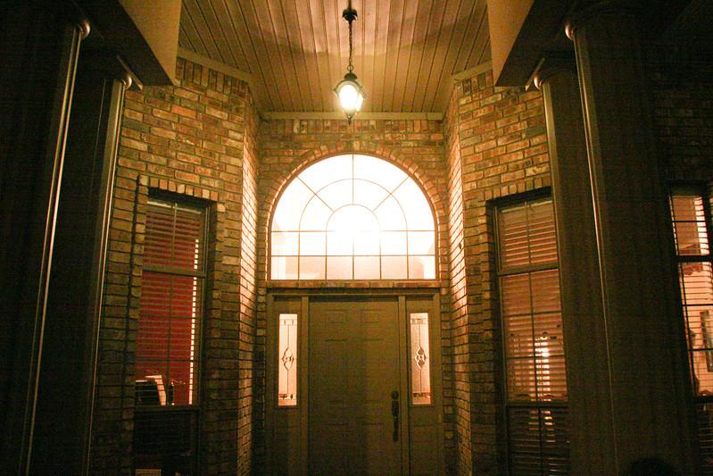 Outdoor scenes at 3065 Windsong - June 18, 2005