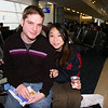 Waiting at DFW Airport for Japanese Flight