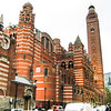 Going to Mass, Sunday Morning at Westminster Cathedral, Nov 2, 2008