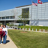 Vicki Carto visit to Clinton library - Apr 19, 2008
