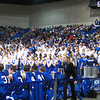 Mar 12, 2010 - Conway H. S. Basketball team winning state tournament