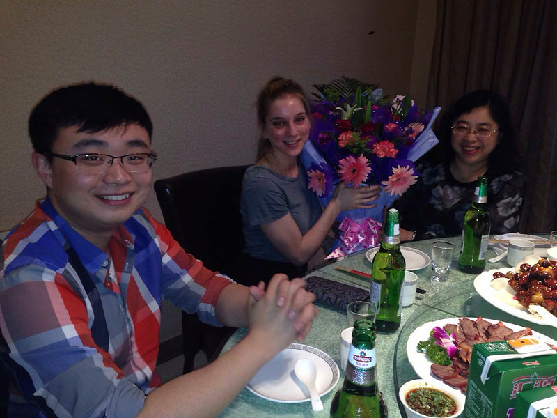 Colleen Kremer semester in Harbin, China - Spring 2016