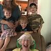 At Mary Kremer's - Aug 6, 2016
