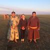 Colleen Kremer at Old Barag, Hulun Buir, Inner Mongolia, China - Jun 9, 2016