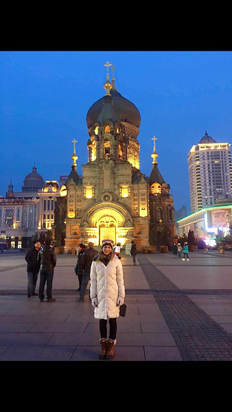 Spring 2016 - Colleen in Harbin