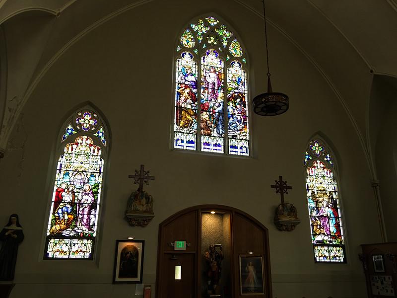 Most Holy Trinity Church - Fowler, MI - Mar 7, 2016