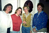 New Year's Eve Party, 2000 at Pam and Bruce Williams