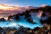 Laupahoehoe Sunrise Splash