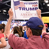 Donald Trump Rally at the Albuquerque convention center on Tue. May 24, 2016. Photo by Luke E. Montavon/For The New Mexican