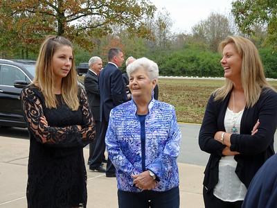 Allison Pucek Raymond  with Sophia's sister and niece