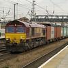 66148 heads 4L45 Wakefield Europort - Felixstowe