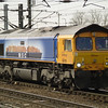 66709 with its MSC livery heads 6Y09 Immingham - Ferrybridge PS