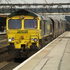 66546 storms through Platform 3 on 4R35 Drax PS - Immingham