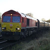 66097 heads towards Immingham on 4D17 Cottam PS - Immingham at Ulceby