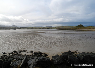 Looking west to the Fanad Peninsula