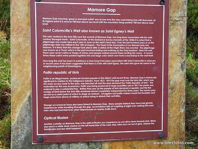Mamore Gap Information