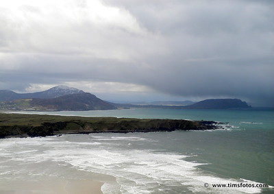 Another view - Looking West towards Fanad Peninsula